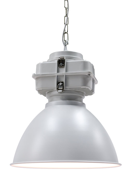 Industry lamp white