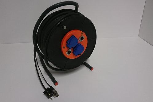 Kabelhaspel 230V/XLR