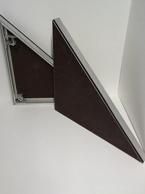 Podiumdeel driehoek