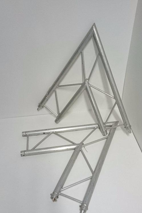 Prolyte laddertruss driehoek 45º