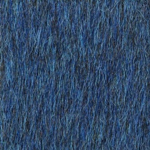 Carpet tiles blue - per m²