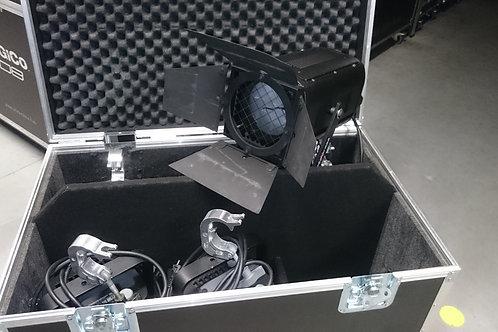 Robert Juliat Lutin 1KW PC spot set