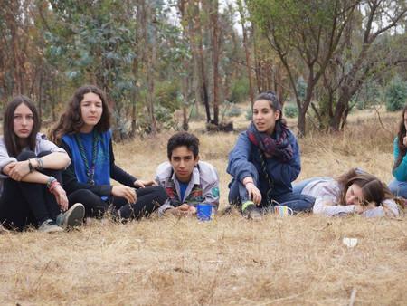 Campamento de Grupo