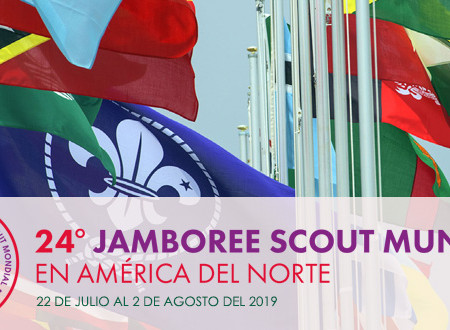 Boletín Nº1 Jamboree Mundial