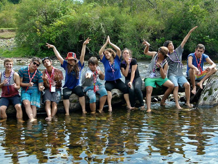 Pagina Grupo Scout