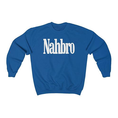 """NAHBRO""™ :: Unisex Heavy Blend™ Crewneck Sweatshirt"