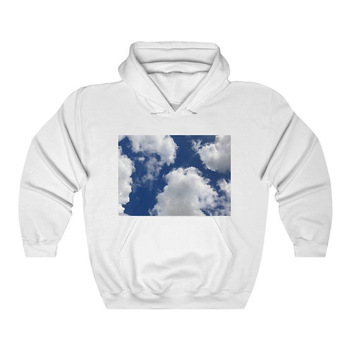 The Clouds : Unisex Heavy Blend™ Hooded Sweatshirt