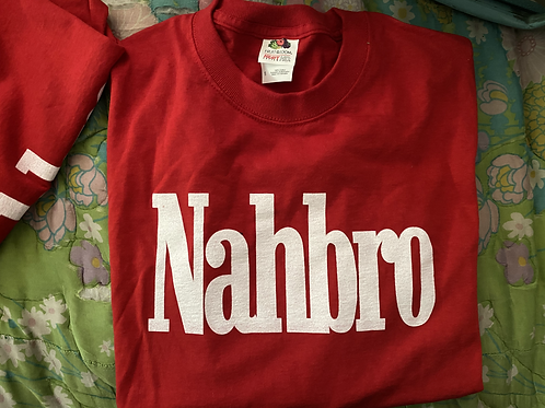 Nahbro Red Long Sleeve