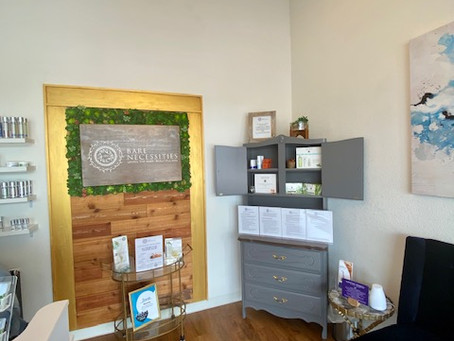 The BEST organic facial in Houston