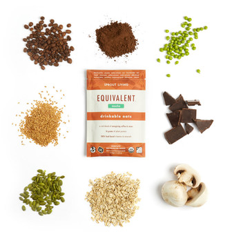 Sprout Living Drinkable Oats