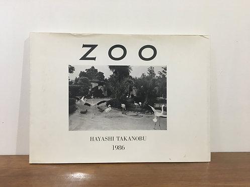 中国・大連に生まれ、日本の写真家林隆喜の写真集「Zoo」