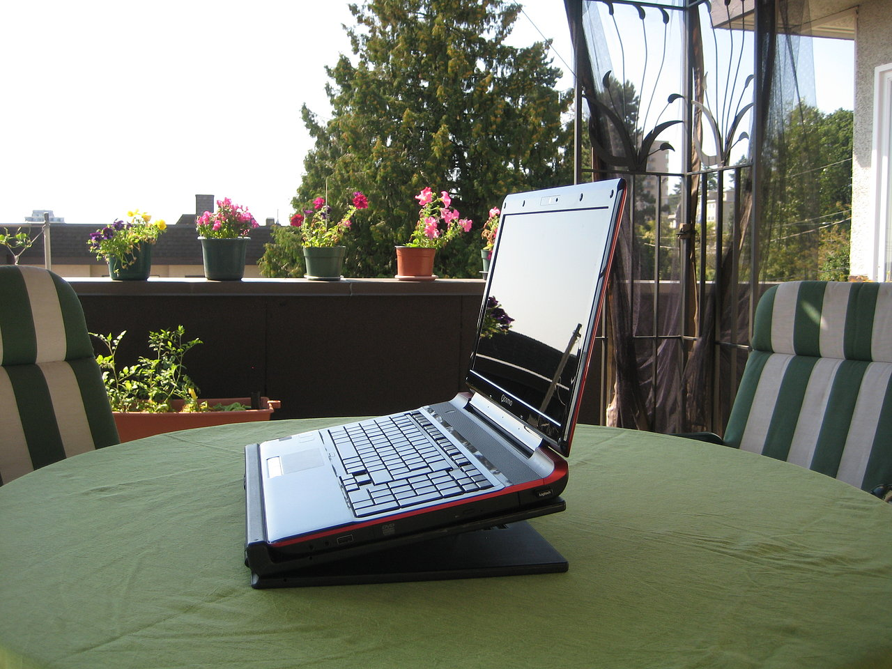 Laptop/Netbook Holder