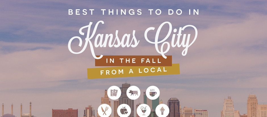 Best things to do in Kansas City // Fall Edition