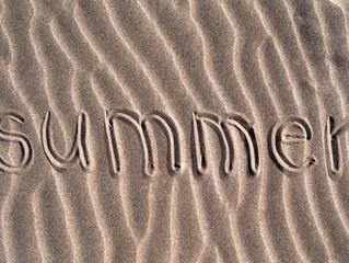 """Avoid the """"Summer Slide"""""""