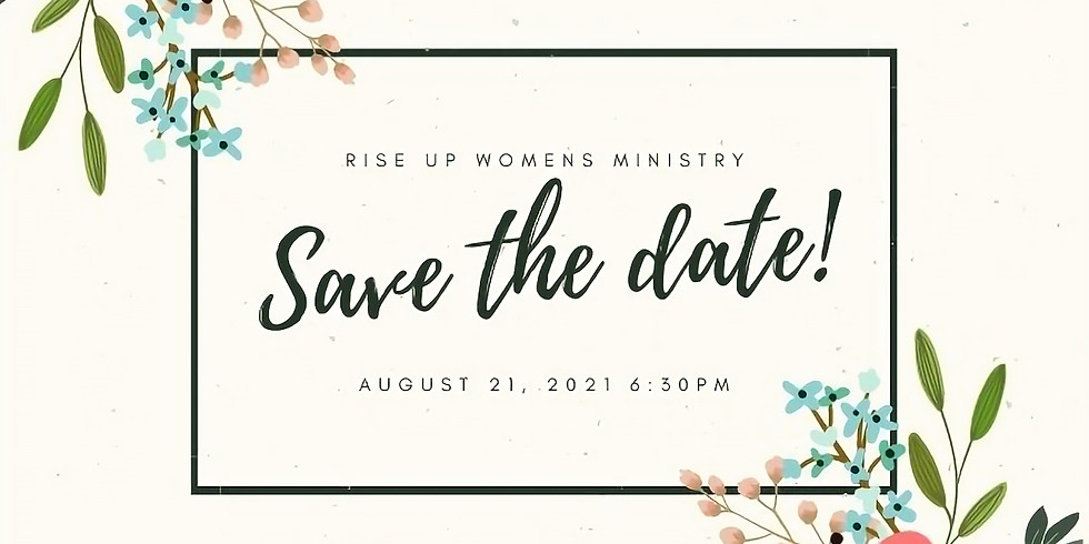Rise Up Women's Ministry