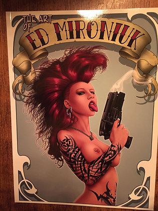 The Art of Ed Mironiuk