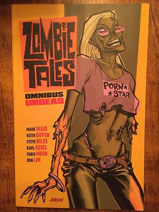 Zombie Tales: Omnibus Undead