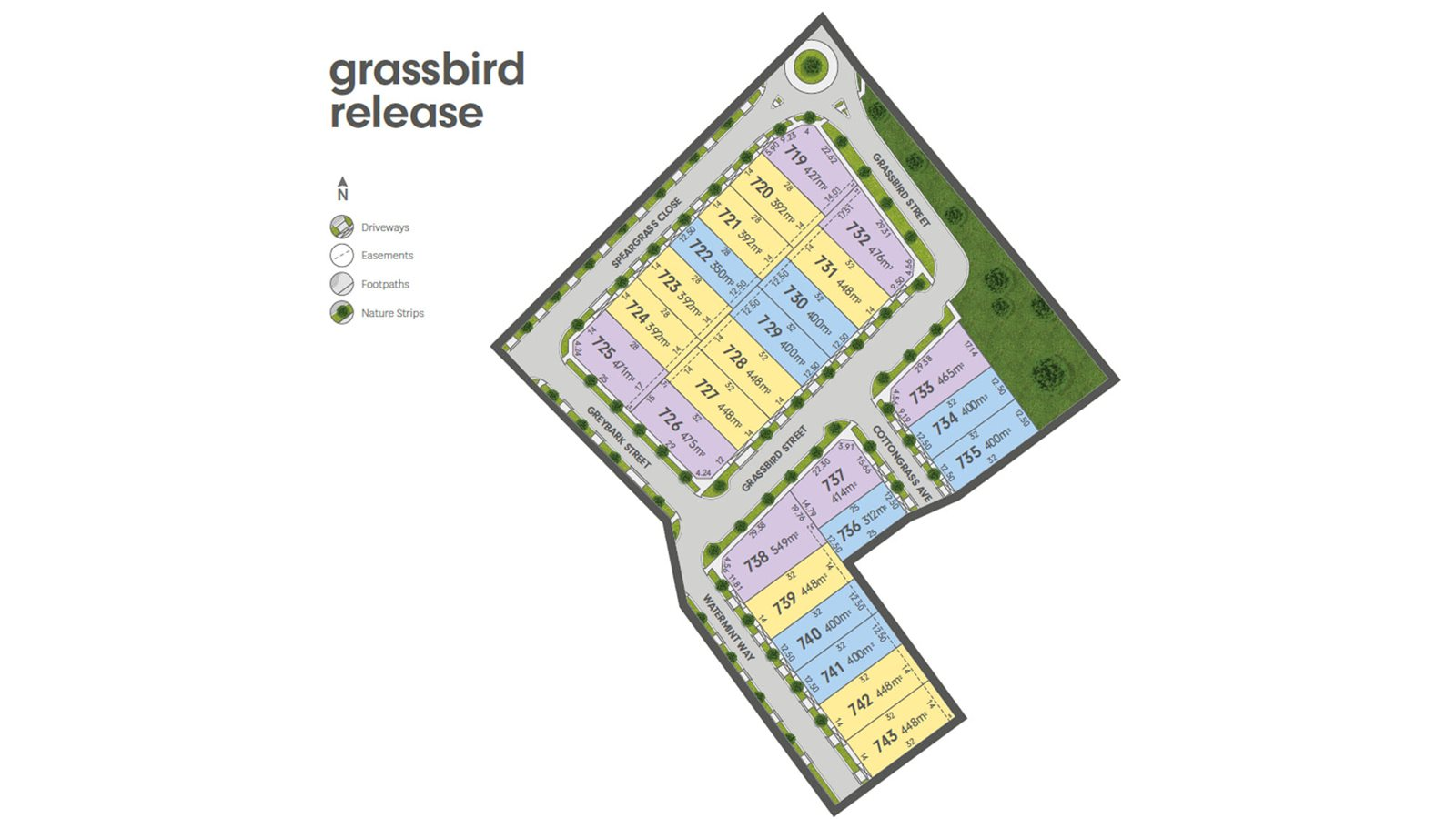 Waterside 7B - Grassbird