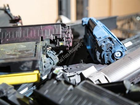 BCMY Ltd. recycle les cartouches d'imprimantes laser à l'aide d'un tambour magnéti
