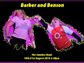 Barber and Benson @ Camden Head