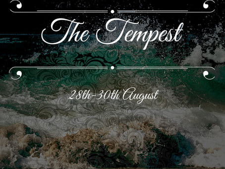 The Tempest, Etcetera Theatre 28th-30th August 2015