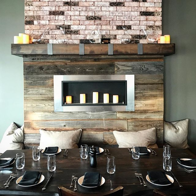 we are truly proud to be a part of this project _) rustic wood decor and sure quality_