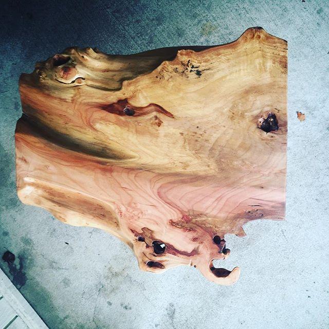 cottonwood slab