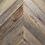 Thumbnail: Chevron pattern Barn Door