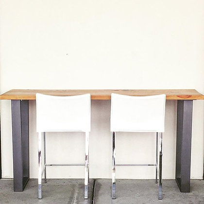 Reclaimed Douglas Fir Bar Table