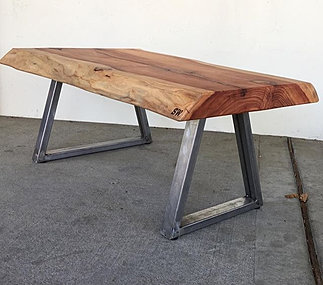 Coffee Table# STATUSWOOD #custommade #moderfurniture #handcraftedfurniture  #coffeetable #redwood #s