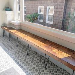 #statuswood #bench #sunroom #interiorde