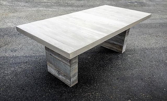 White washed Table