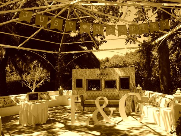 Wedding Dancing Area