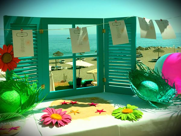 Caribbean Themed Event