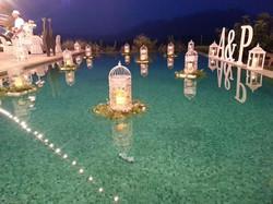 Swimming Pool Decorations