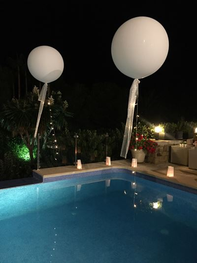 Swimming Pool Decorations
