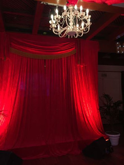 Moulin Rouge Themed Event