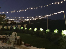 Lighting for Themed Event