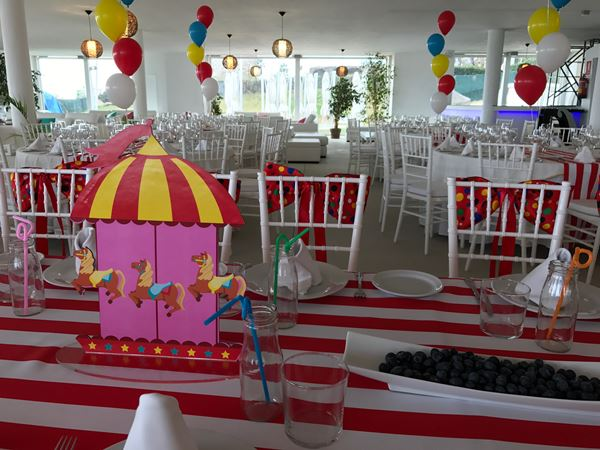 Circus Themed Event