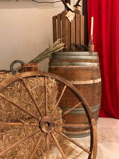 Western Themed Event