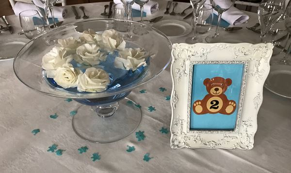 First Communion Themed Event