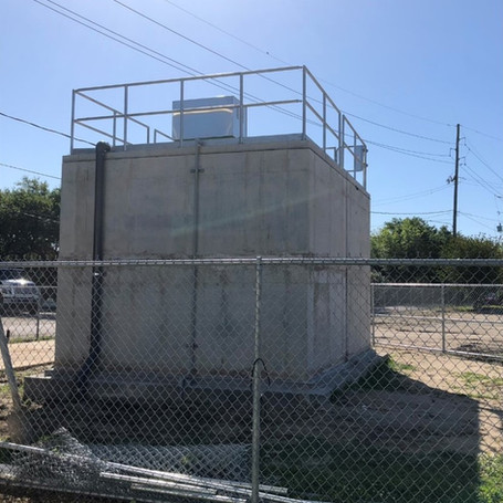 Above Ground Wastewater Treatment