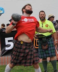 calgary highland games open stone