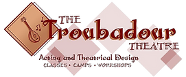 Troubadour Theatre Logo