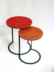 """Cassie"" Ottan Side Tables"