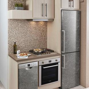 Ottan Kitchen Appliences Concept Fridge