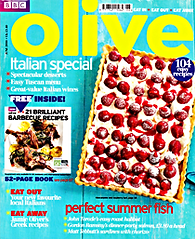 BBC Olive Magazine review of Al Boccon di'Vino