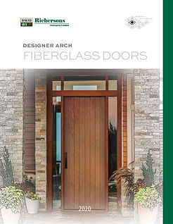 Richersons Fiberglass Doors
