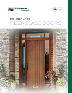Richersons Fiberglass Doors