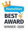 HomeStars Winner Best of 2020